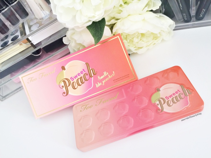Too Faced Peach Palette Opinion