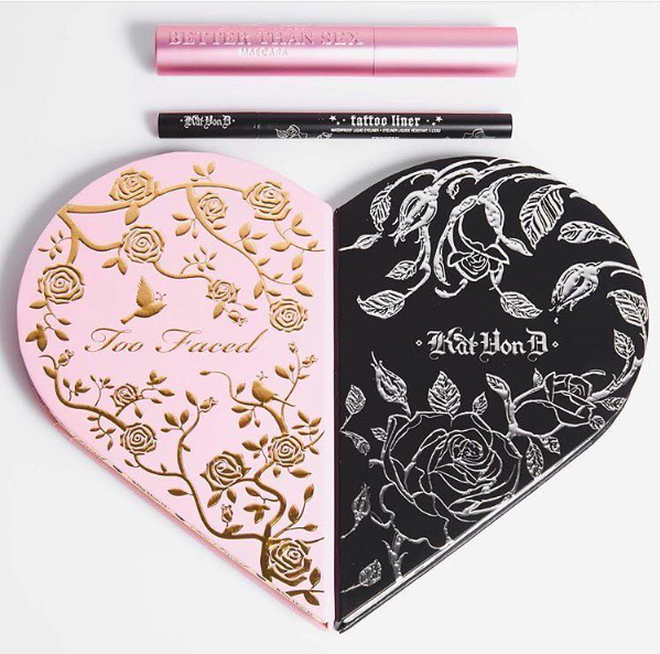 Too Faced Kat Von D  Better Together Collection Revue Infos Sortie Date France Sephora