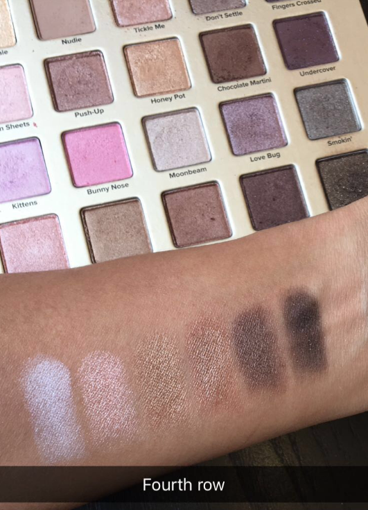 too-faced-natural-love-palette-revue-swatch-sephora-france-prix