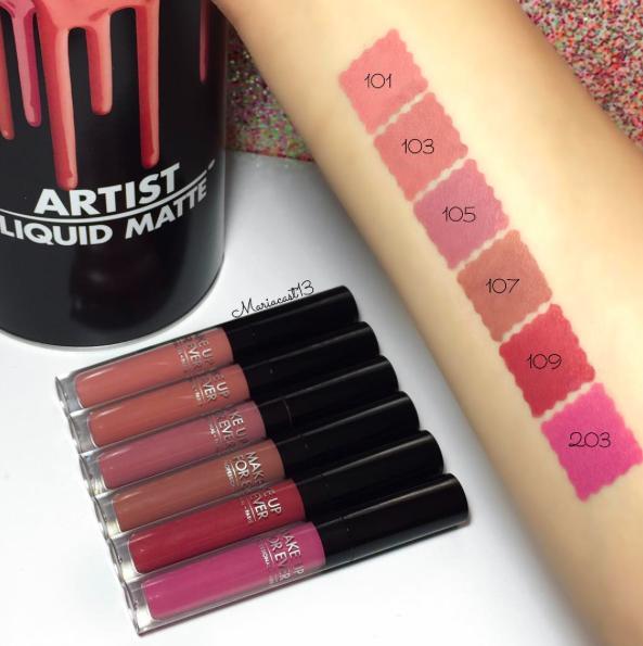 make-up-for-ever-liquid-lipstick-sephora-france-swatch